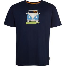 Elkline Methusalem T-Shirt Herren blueshadow